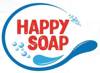 Happy soap